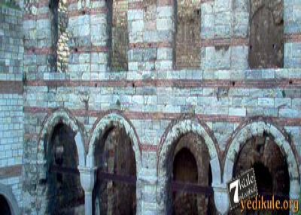 Tekfur Sarayı (Blahernai Sarayı)