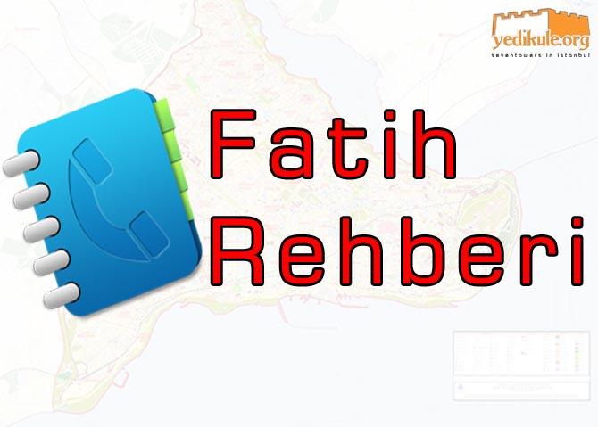 Fatih Rehberi