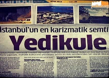 Yedikule Istanbul Un En Karizmatik Semti